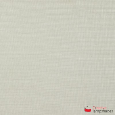 Paralume ventola sagomata per applique a muro rivestimento Teletta Sabbia