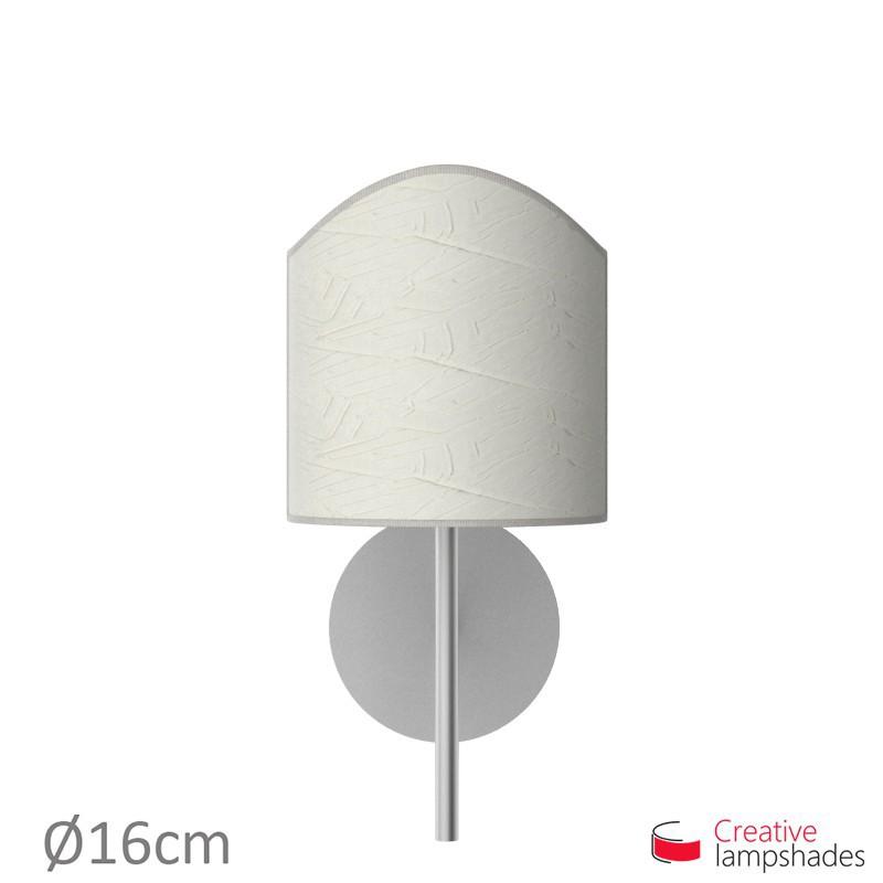 abat jour applique model e pour lampe murale rev tement palmeras lait. Black Bedroom Furniture Sets. Home Design Ideas