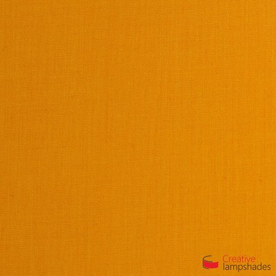 Plafoniera quadrata rivestimento Teletta Mandarino