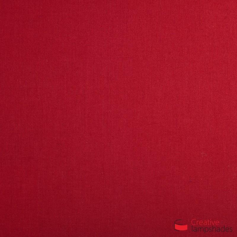 Paralume Impero Rivestimento Teletta Rosso