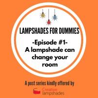 Paralumi for dummies: un paralume ti cambia la stanza