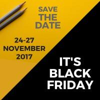 Sta arrivando il Black Friday: approfittane!