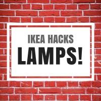 Ikea hacks: lampade