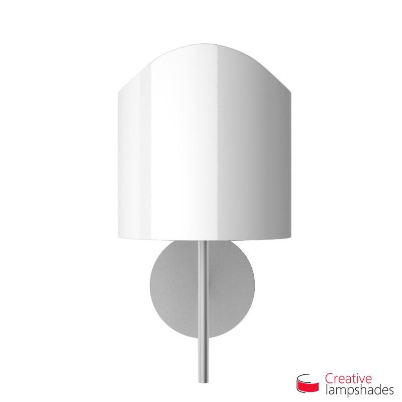Jour Lumière Applique Lampe Pour Murale Modelée Blanc Abat Revêtement doQreWCxB