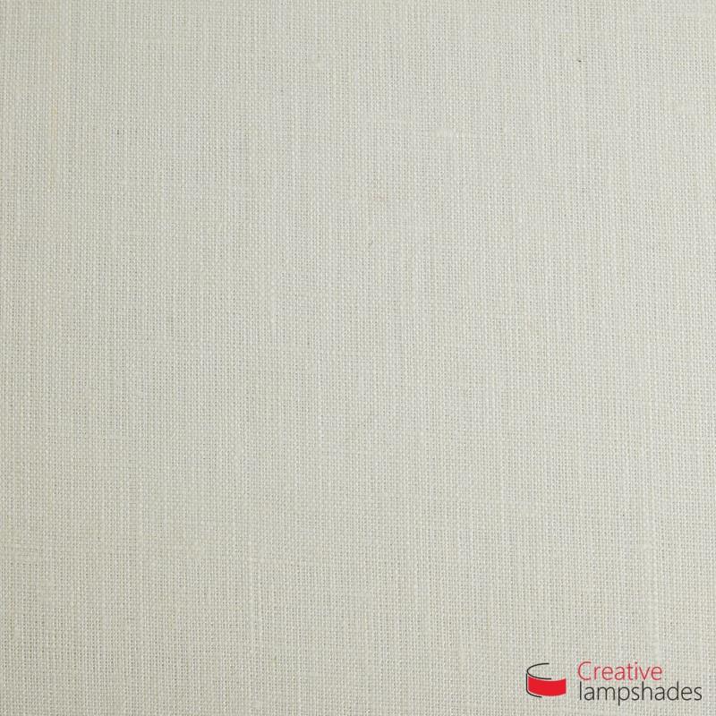 Paralume ventola sagomata per applique a muro rivestimento Linone Bianco