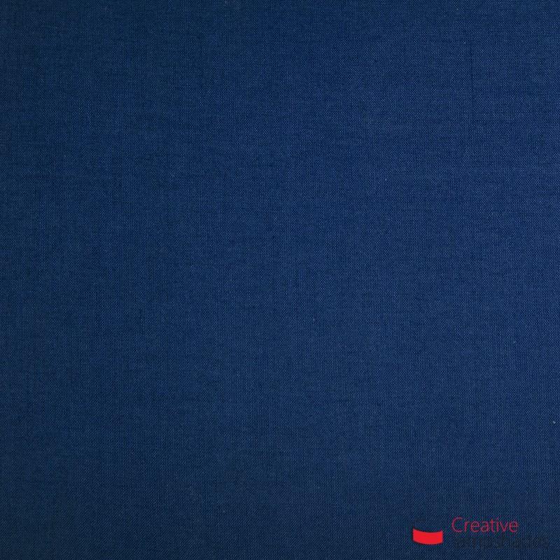 Plafoniera tonda rivestimento Teletta Blu