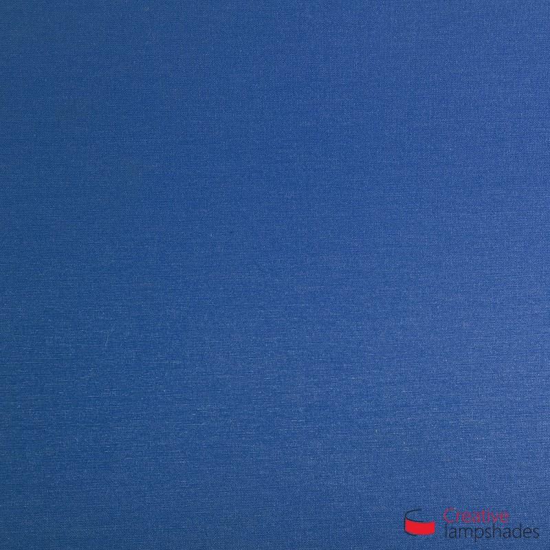 Plafoniera tonda rivestimento Cinette Blu