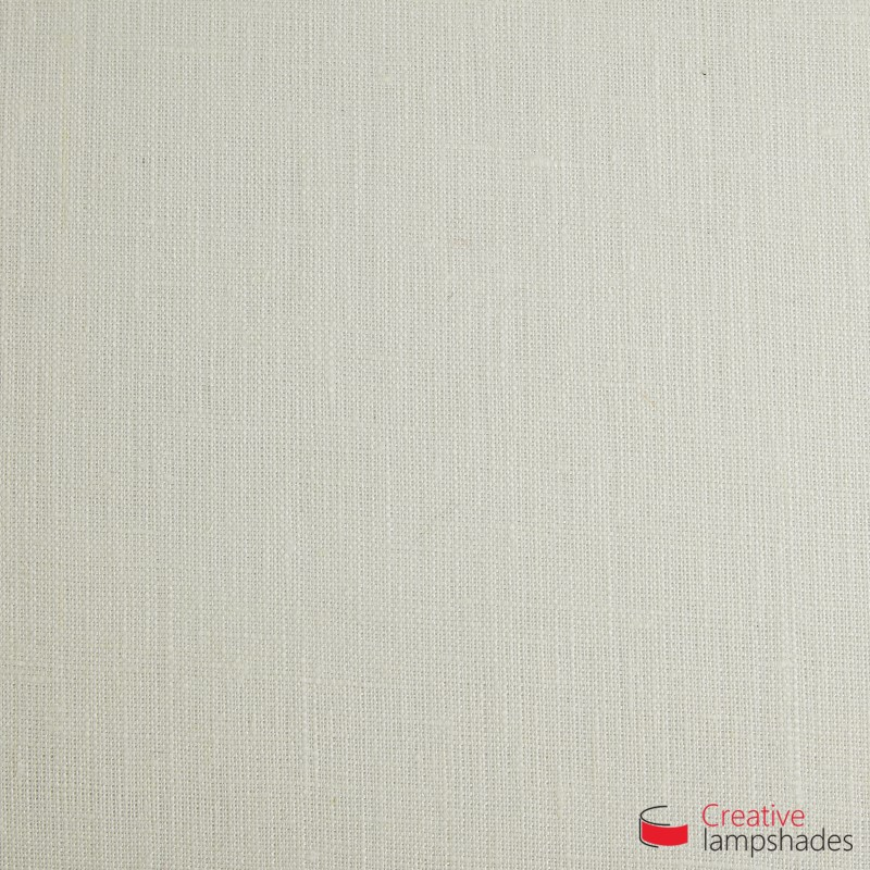 Plafoniera tonda rivestimento Linone Bianco