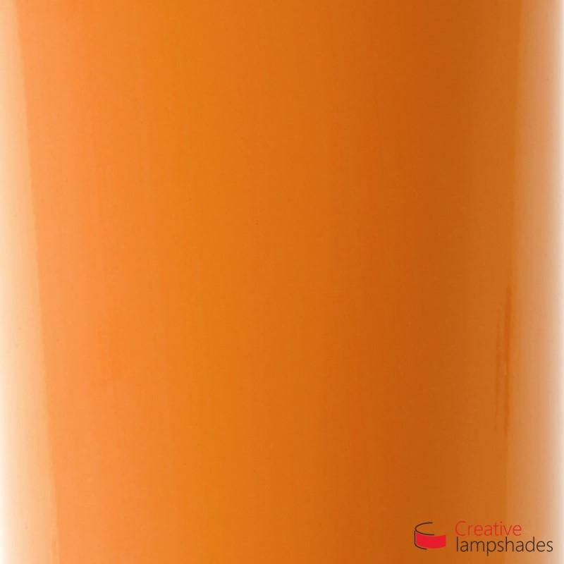 Plafoniera quadrata rivestimento Lumiere Arancio