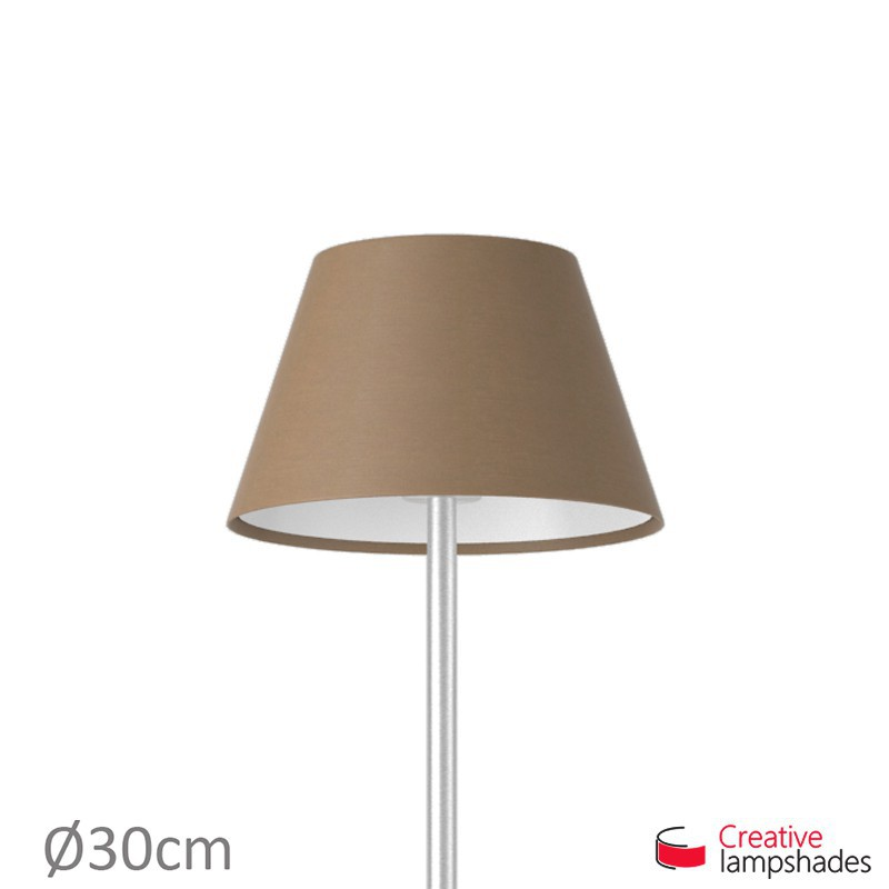 Empire Lamp Shade Grey Arenal covering