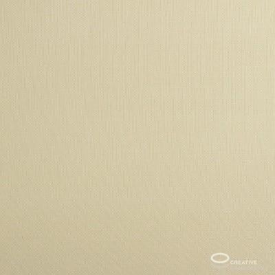 Oval verkleideter Lampenschirm Haselnuss Leinwand