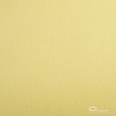 Paralume Ovale rivestimento Teletta Giallo Opaco