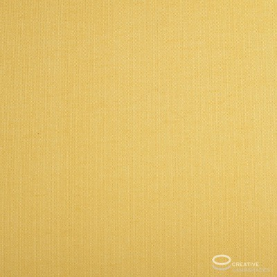 Paralume Ovale rivestimento Teletta Giallo Oro