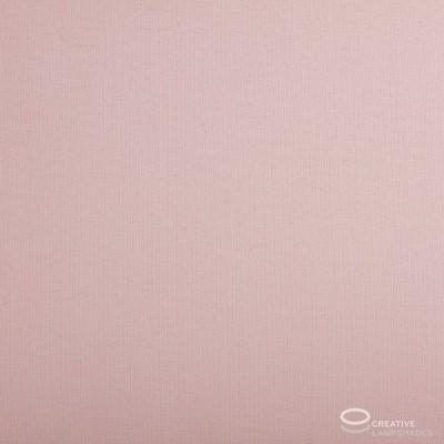 Paralume Ovale rivestimento Teletta Rosa