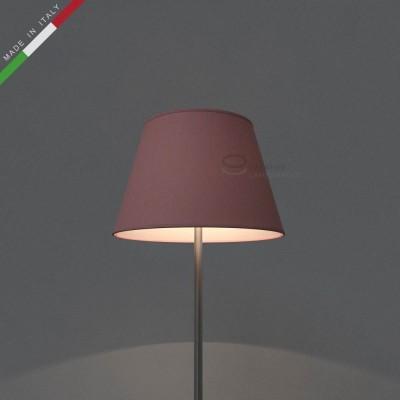 Empire Lamp Shade Pink canvas