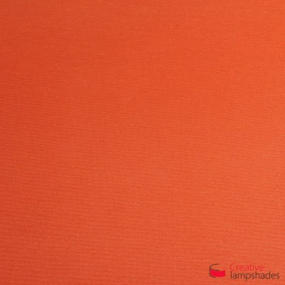 Lampenschirm Zylinder Rein orange Cinette