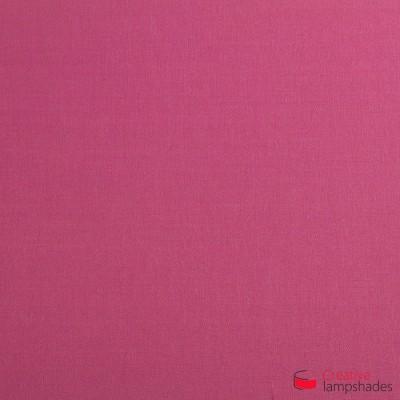 Lampenschirm Zylinder Erika-violett Leinwand