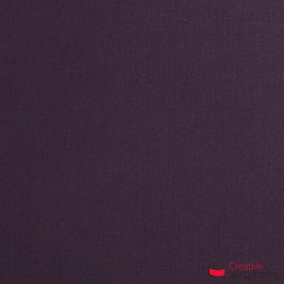 Leuchtenschirm Zylinder  Beschichtung: Dunkelviolett Leinwand