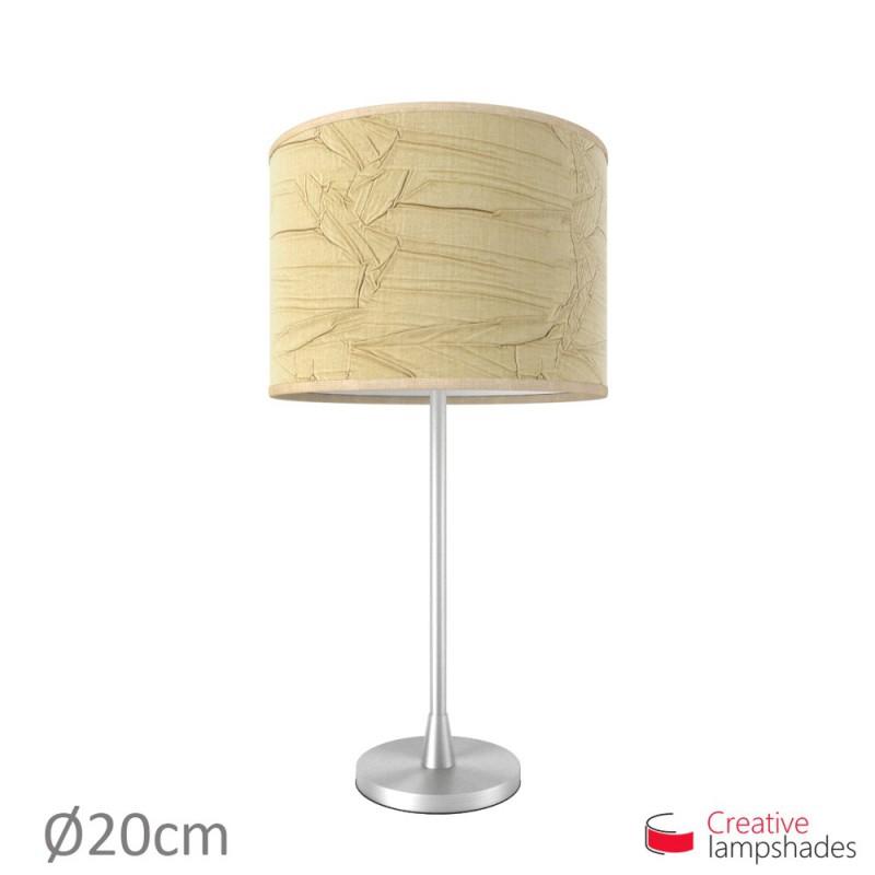 Hazel Palmeras Cylinder Lamp Shade