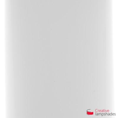 Lampenschirm Zylinder weiß Lumiere