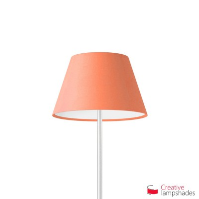 Empire Lampenschirm Reinorange Cinette