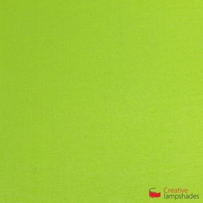 Empire Lamp Shade Pistachio Green Cinette covering