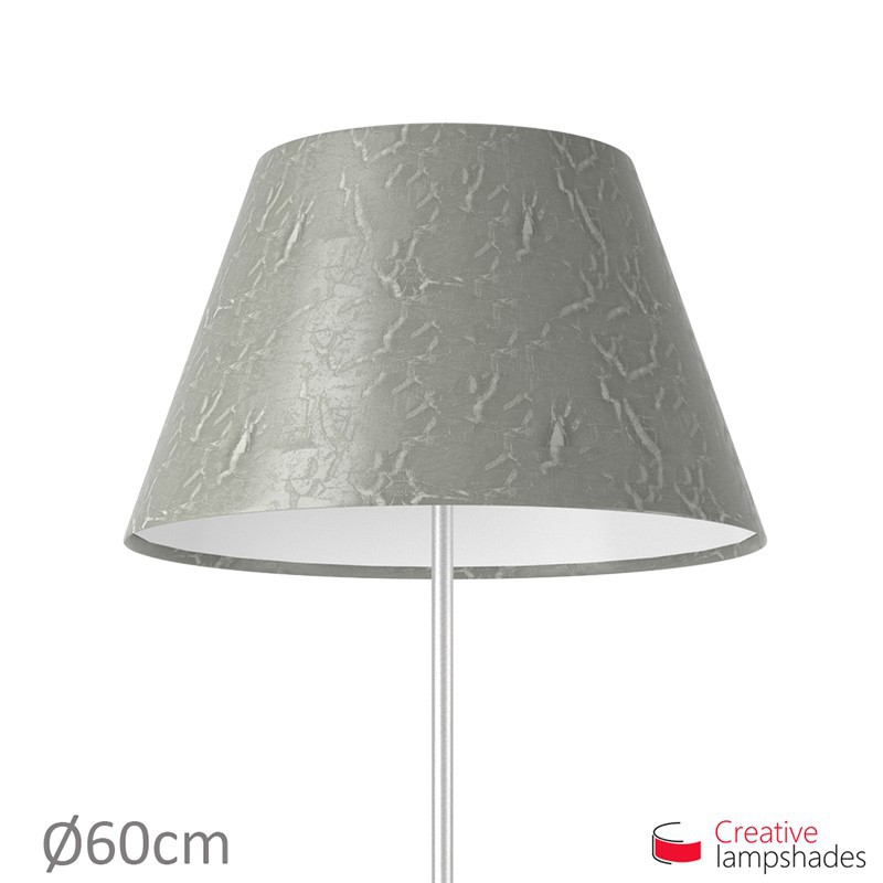 Empire Lamp Shade Silver Persia covering