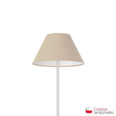 Chinese Lampenschirm Haselnuss Leinwand