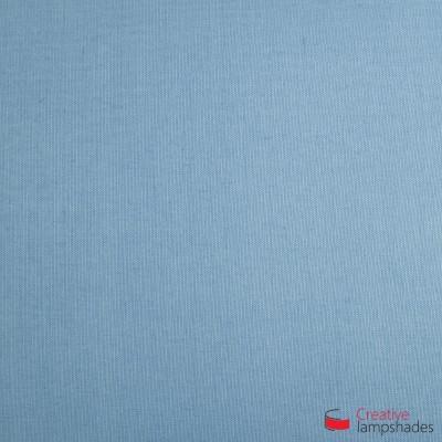 Chinese Lampenschirm Hellblau Leinwand