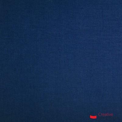 Chinese Lampenschirm Marineblau Leinwand