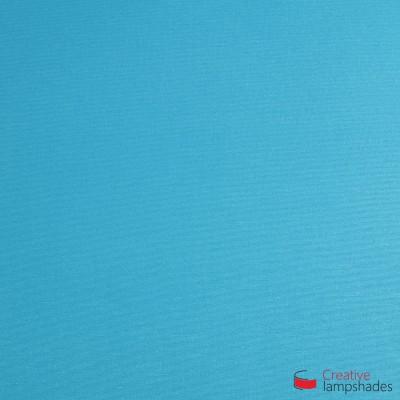 Wand Lampenschirm Zylinder halbrund ink Anschlussdose (Aufputz) lichtblau Cinette Bezug
