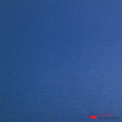 Wand Lampenschirm Zylinder halbrund ink Anschlussdose (Aufputz) signalblau Cinette Bezug