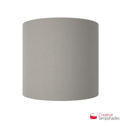 Half Cylinder Wall Lampshade Grey Camelot with  box