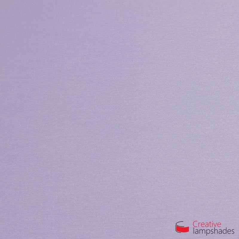 Paralume Ventola Cilindrica a parete con Scatolina Teletta Lilla