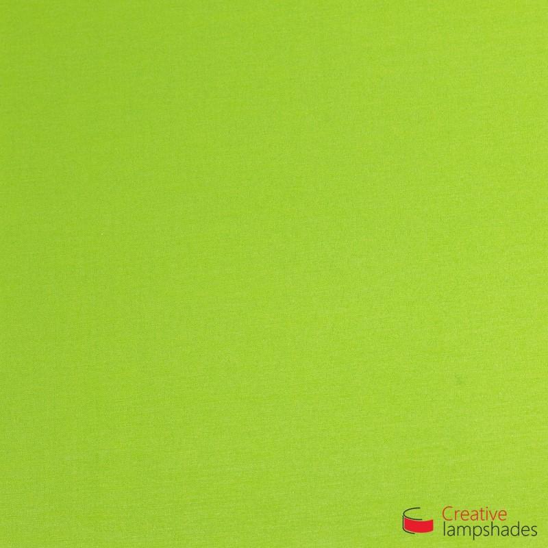 Paralume ventola sagomata per applique a muro rivestimento Cinette Verde Pistacchio