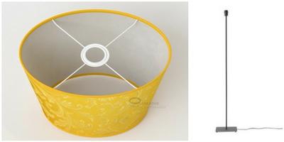 Combinaciones Acertadas Pantallas Creative Lampshades Y Accesorios